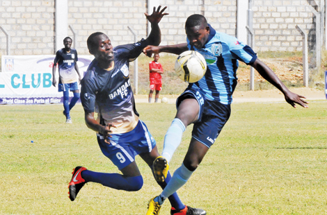 Millers sap taxmen: Sony Sugar hit KRA to top league standing; Thika triumph at Mbaraki; Ulinzi held by Mathare