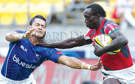 Rugby: Kenya tounce Tonga, but drop to Bowl slot