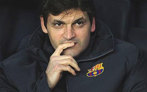 Former Barcelona coach Tito Vilanova dies at age of 45