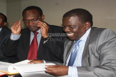 Uchumi CEO Julius Kipng'etich faces biggest test yet