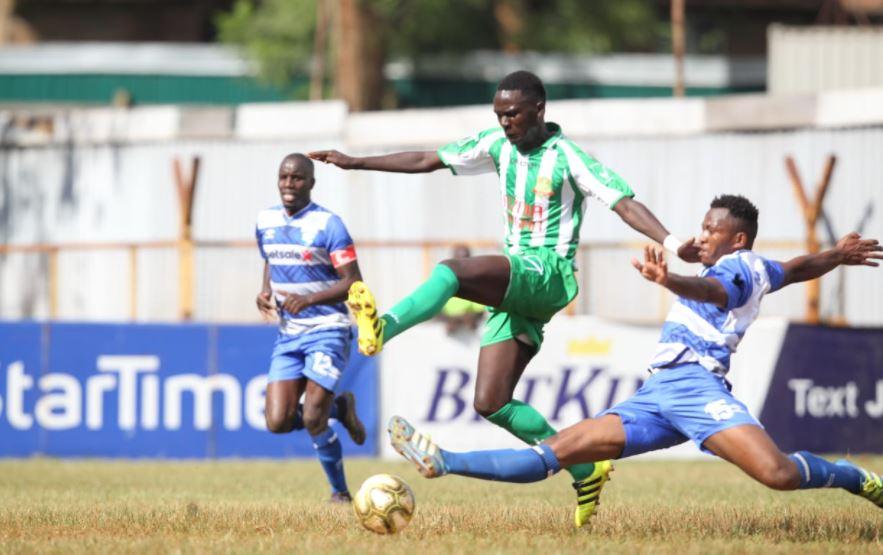 AFC Leopards close gap on leaders Tusker, Bandari held in Mombasa