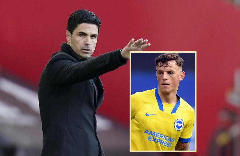 Arsenal agree deal to sign Brighton & Hove Albion defender Ben White