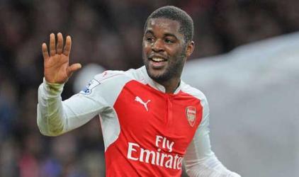 Arsenal striker Joel Campbell set to join Sporting Lisbon