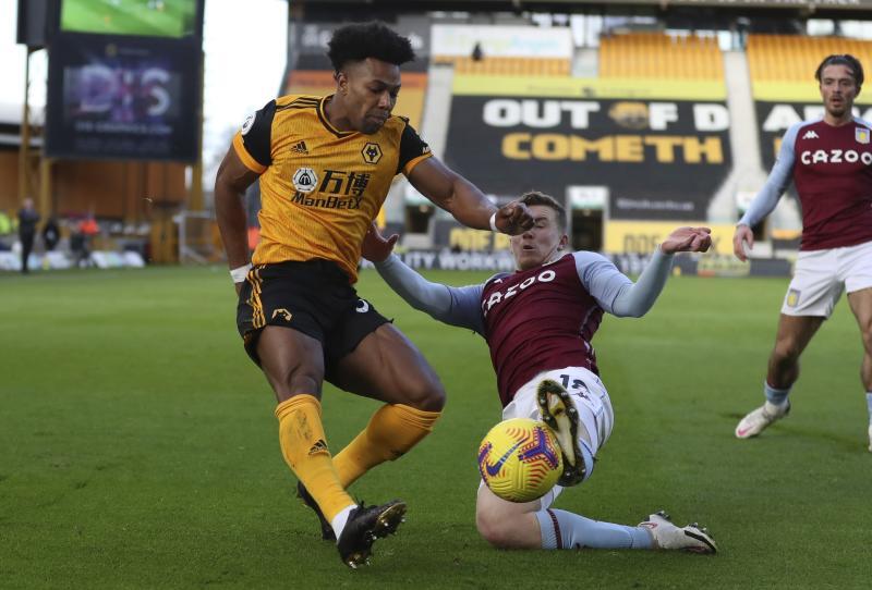 Aston Villa sink Wolves at the death!