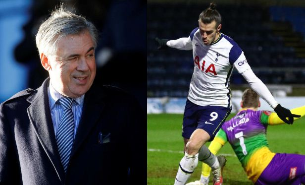 Bale to discuss Real Madrid future with Ancelotti after Euro 2020