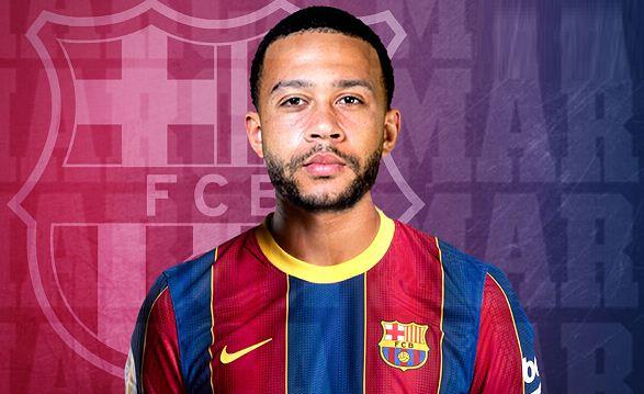 Barcelona to sign Netherlands forward Depay