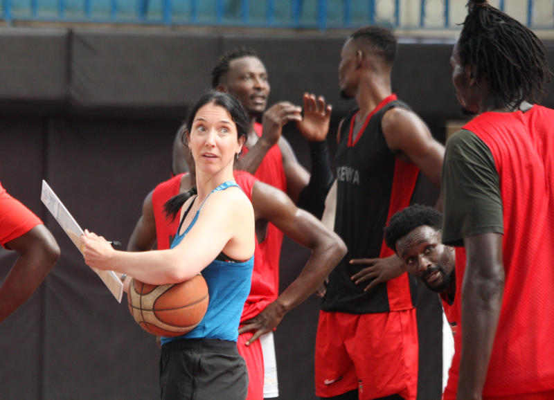 Basketball: Hope for Kenya Morans ahead of Angola duel in Afrobasket qualifiers