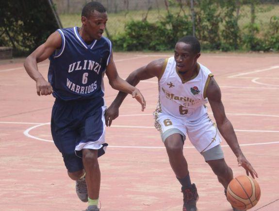 Basketball: Lakeside shock defending champions Ulinzi in Kisumu