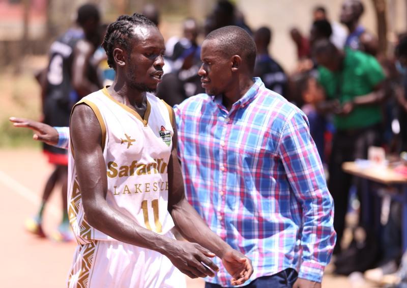 Basketball: Sila Awuor on fire as Lakeside rally to shock Umoja at Nyayo