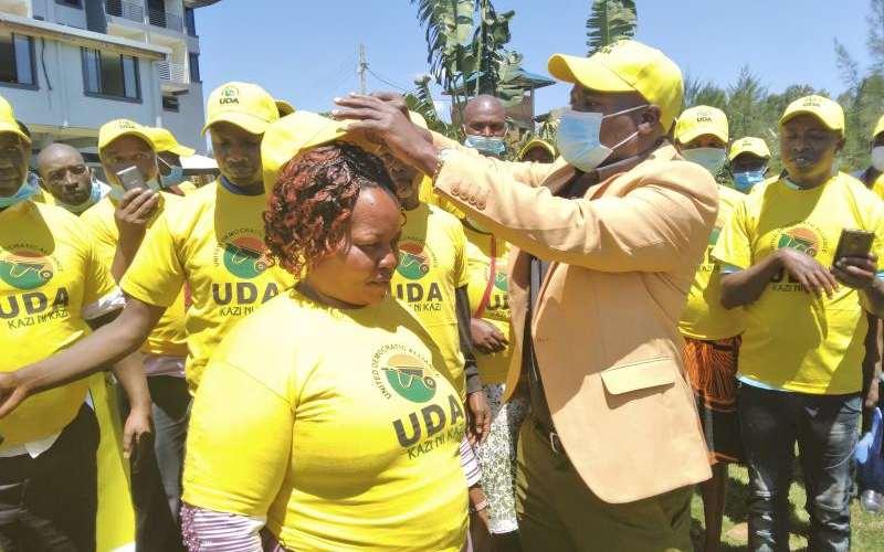 Battle looms in DP William Ruto backyard as aspirants scramble for UDA ticket