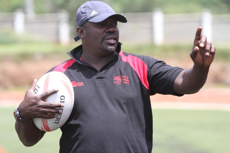 Benjamin Ayimba will be remembered for bringing the glory back to rugby
