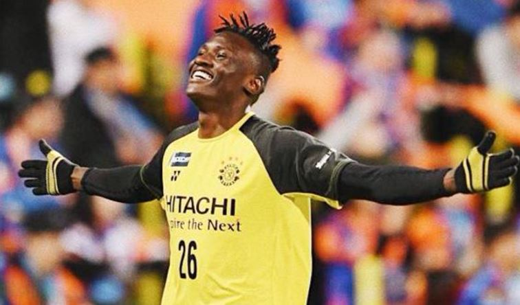Best player! Harambee Stars striker Michael Olunga wins another award