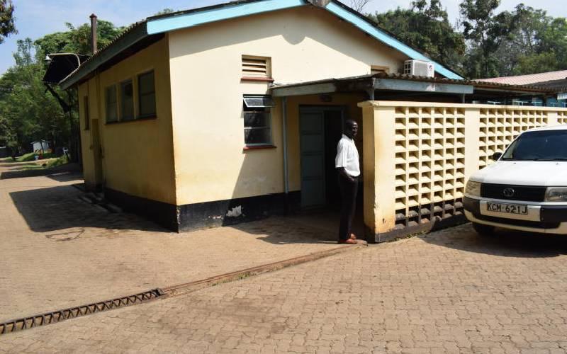 Bizarre: Man found licking dead teacher's blood in mortuary arrested