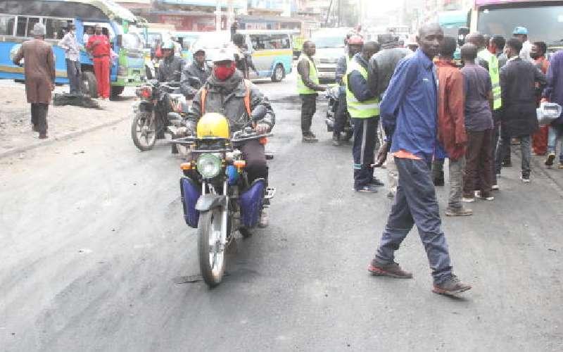 Boda boda operator shot dead after refusing to bribe police