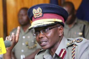 Boinnet: NGO complained about principal suspect in murder