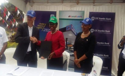 CfC Stanbic signs dealers partnership with KenolKobil