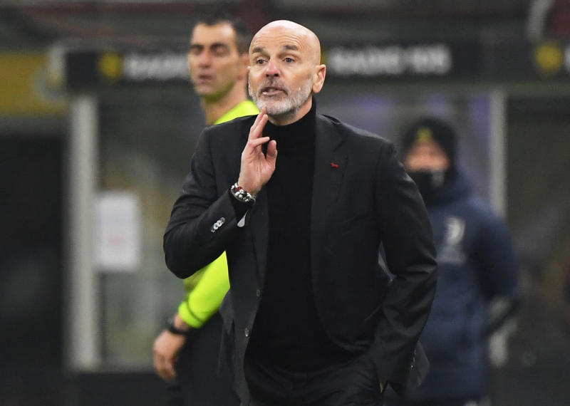 Champions League the goal, missing out would be huge disappointment- AC Milan coach Pioli