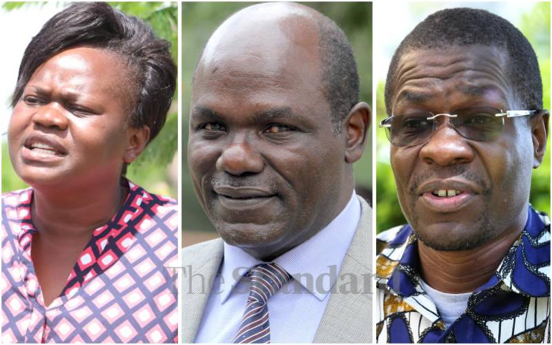 Chebukati cannot lead next elections, says ODM