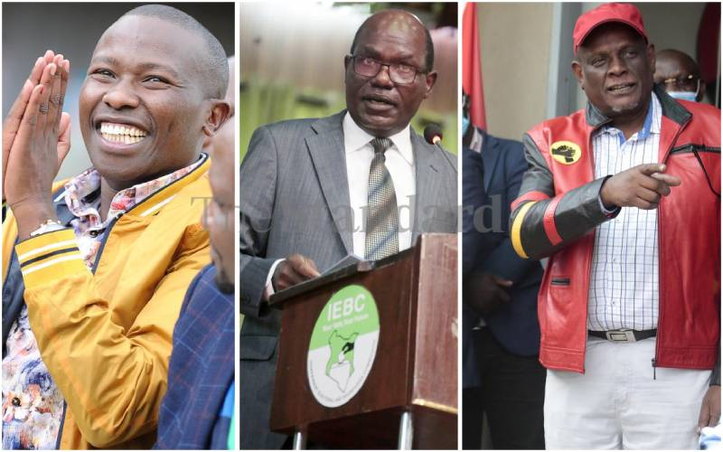 Chebukati denies claims of rigging in Kiambaa poll