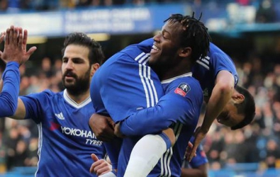 Chelsea keep double hopes alive with comfortable 4-0 win against Brentford