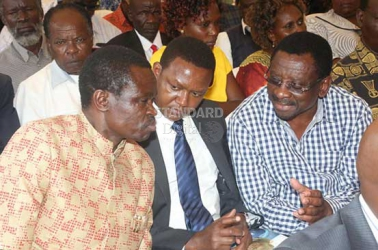 CORD calls for talks with the President Uhuru over financial crisis