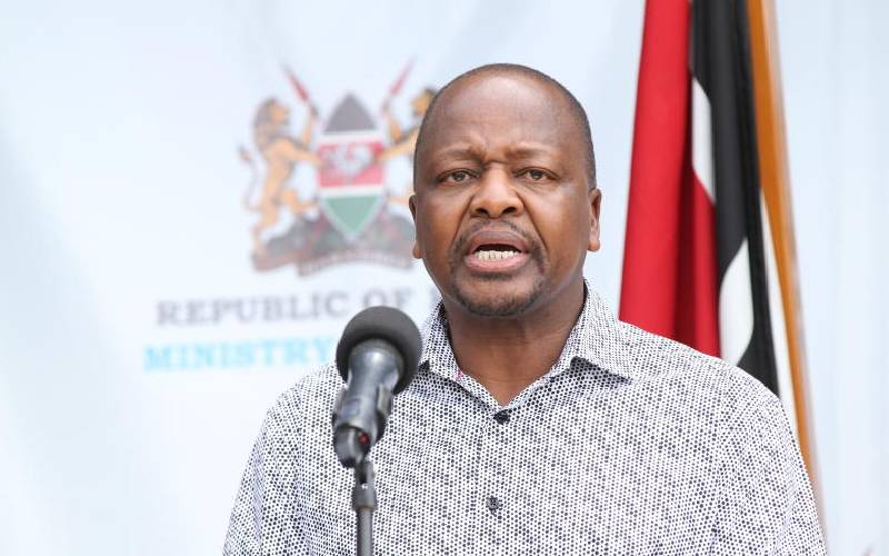Covid-19: Kenya records 847 new cases, 167 admitted in ICU