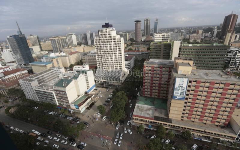 Doom and gloom loom large as Nairobi's green spaces shrink