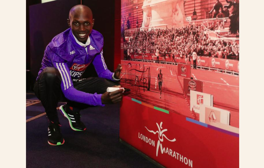 Doping: Wilson Kipsang digging in for a fight with World Athletics
