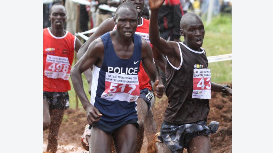 Double tragedy as Kamworor injured while training