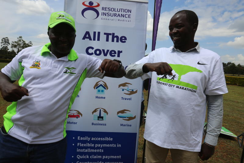 Eldoret set to host athletics stars today