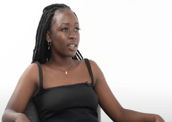 Elsa Majimbo's comment on Kenyans draw reactions