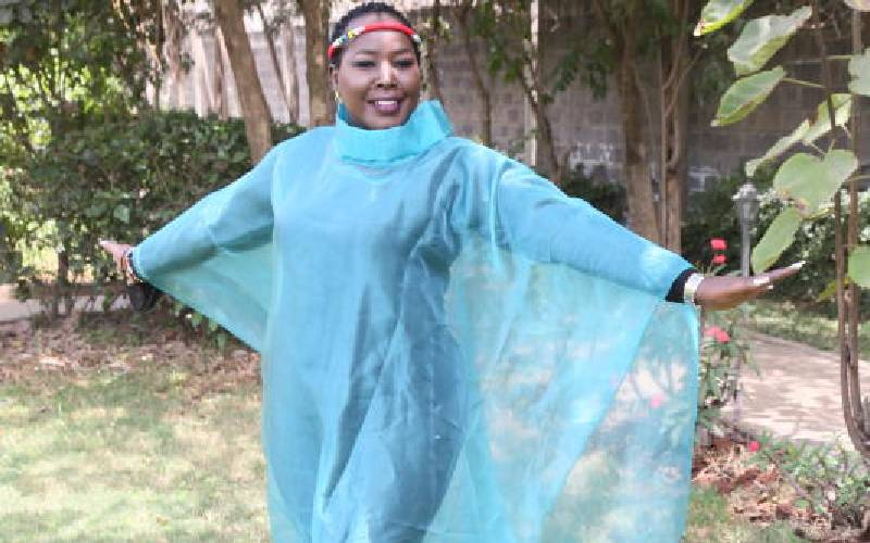 Emmy Kosgei: I didn't want to become a pastor's wife growing up