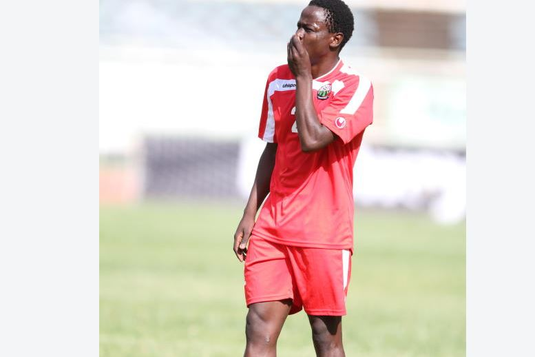 Eric Ouma: Stars defender's rise from hardship in Kibera to life in Europe