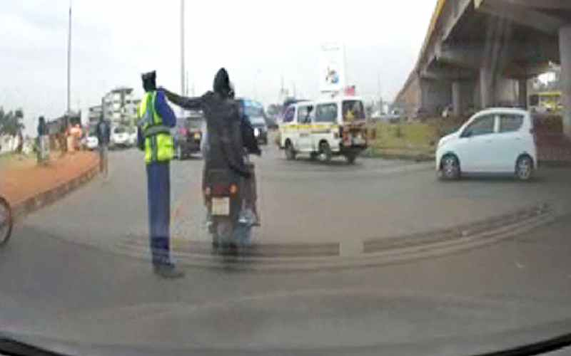 Excuses will not help reduce number of thieves on motorcycles