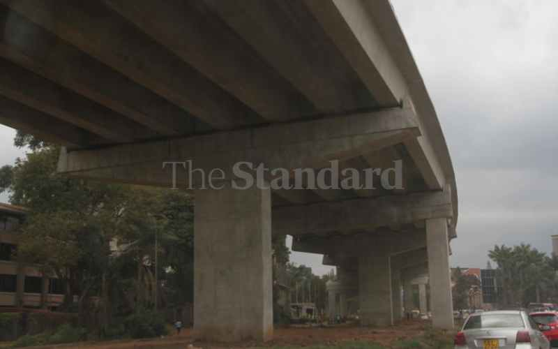 Expressway to be ready in February, says CS Macharia