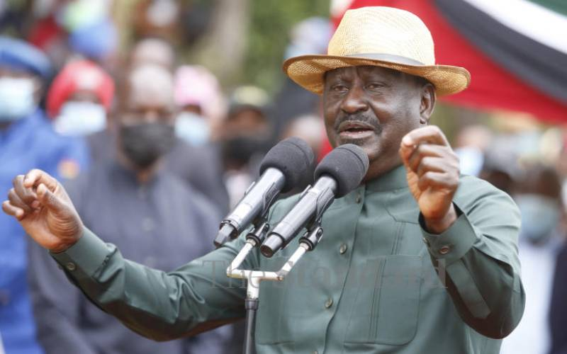 Face-off looms over ODM Coast primaries