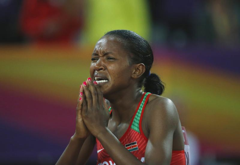 Faith Chepngetich mounts another assault on world record