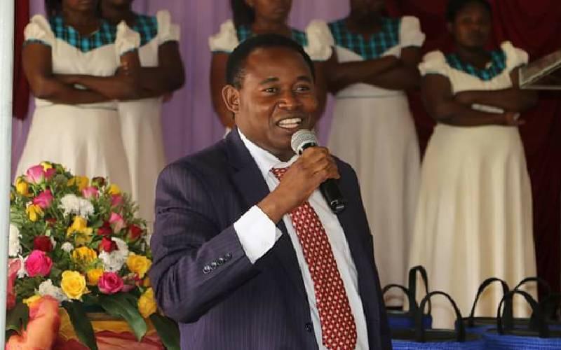 Family: Senator Kabaka did not faint in a woman's house