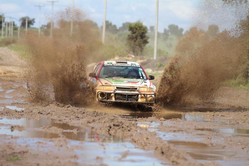 Fit-again Malik ready for Safari Rally showdown