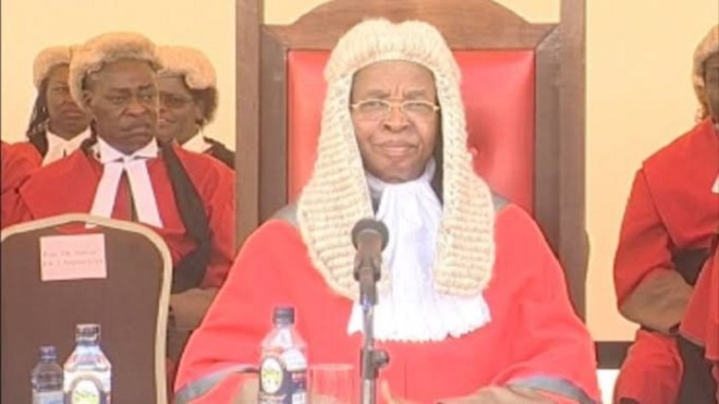 Five things Kenyans will never forget about the late Chief Justice Evan Gicheru