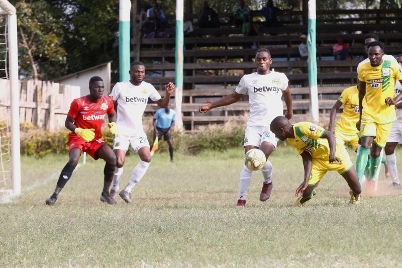 FKF Premier League: Homeboyz disciplines Kariobangi Sharks