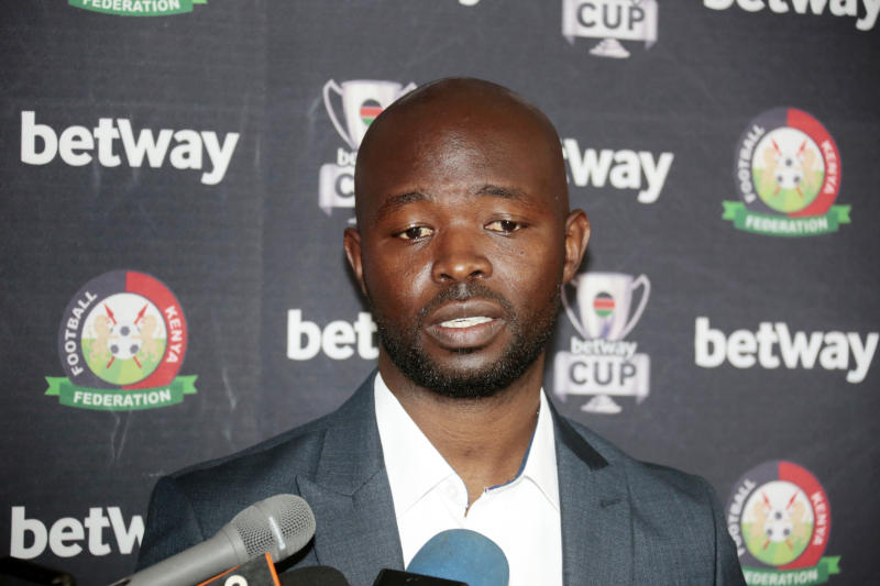 FKF responds to government's directive to audit their accounts