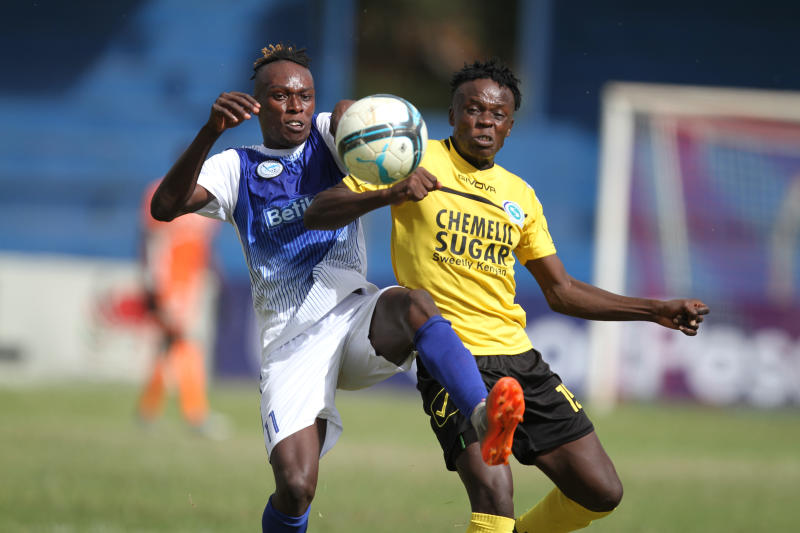 FKF's Sh1.2billion five-year deal divides clubs' opinion