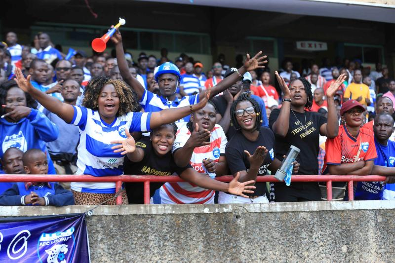 Fans in the country will return to stadium- Sports Ministry