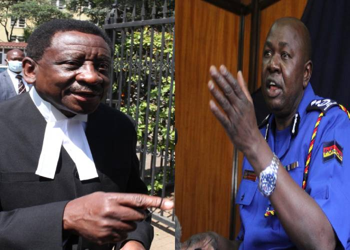 Orengo, Owino clash over Siaya gubernatorial race