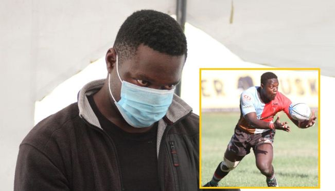 Former rugby player Alex Olaba detained for seven days in attempted murder case