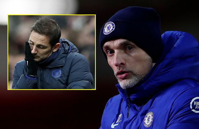 Frank Lampard breaks silence on Chelsea sacking for the first time
