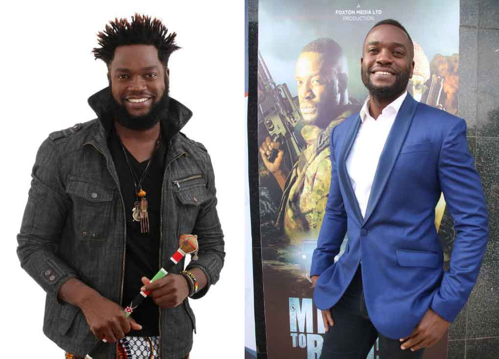 From Big Brother to Hollywood sets - Melvin Alusa