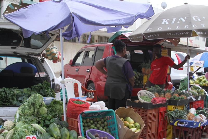 Money Maker: Mama Mboga knows her stock will sell