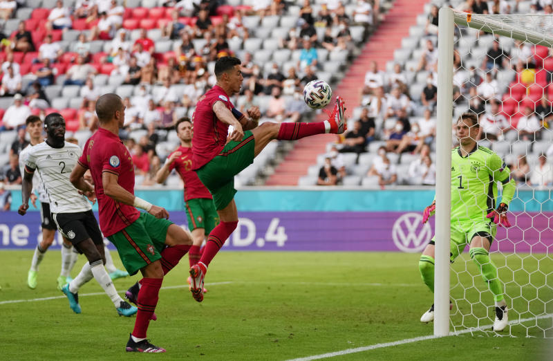 Germany bounces back with statement 4-2 win over Portugal